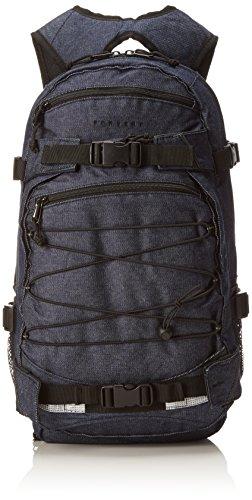 FORVERT Backpack Denim Louis, Blue, 50.5 x 26.5 x 12 cm, 19.5 Liter, 880530