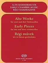 أول قطعة من الإكسسوارات التي تربط القطع لهاتف اثنين من وثلاثة violoncellos باللغة الإنجليزية/الألماني/hungarian