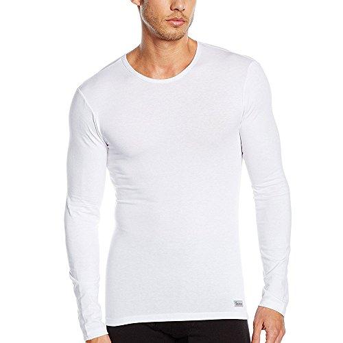 Abanderado Termal Termaltech Camiseta térmica, Negro (Negro 002), X-Large (Tamaño del...