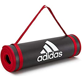 adidas Tappetino Fitness – Nero, 10 mm