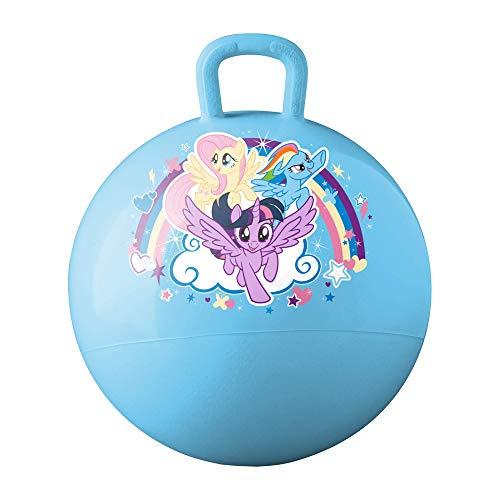 Hedstrom My Little Pony Hopper Ball, Hop Ball for Kids, 15 Inch