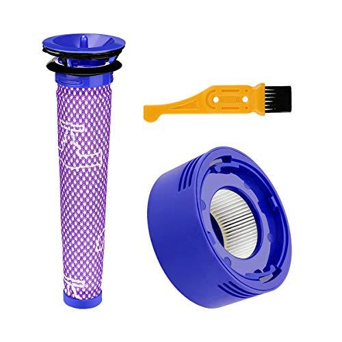 Energup Nachfilter und Ersatzteile Filters für Dyson V8 Staubsauger Ersatzt Filter