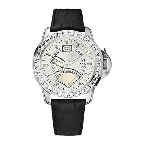 Marc Ecko Reloj Analog-Digital para Womens de Automatic con Correa en Cloth S0334278