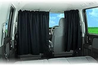 van window curtains