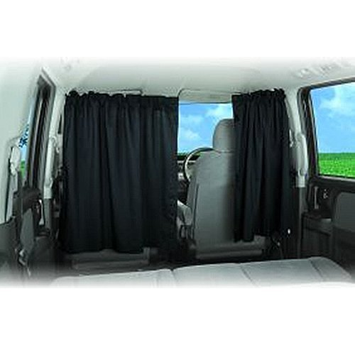 Zenpo vehicles detachable simple curtain