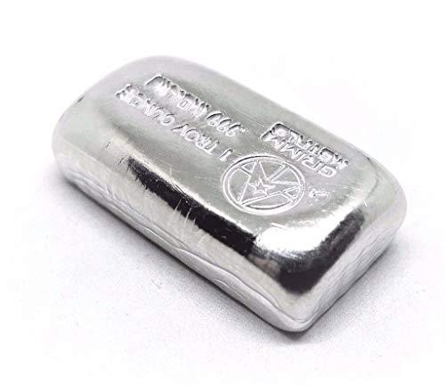 Indium-Barren (In) von 31,1 Gramm (1 oz)