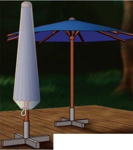 beo 8753273201415 pour Parasol pour Grand Parasol jusqu'à 400 cm