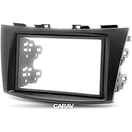 Carav 11 157 Doppel Din Autoradio Radioblende Dvd Dash Elektronik