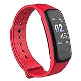 WEARFIT Fitness Tracker Watch Bluetooth Smart Band Sleep Monitor Wristband Pedometer Call Remind...