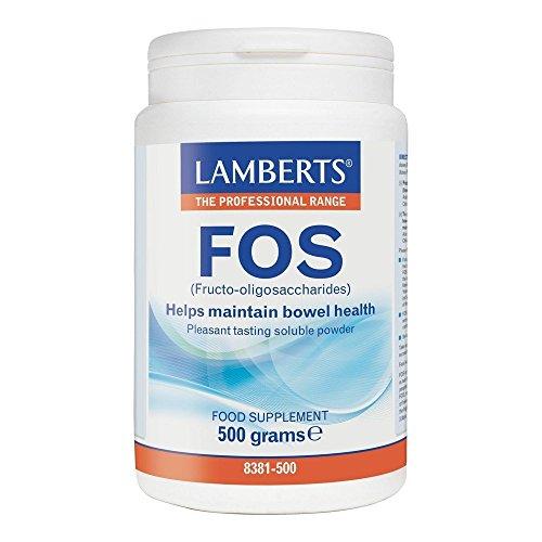 Lamberts FOS QTY 500g Powder