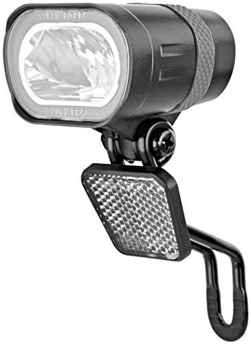Spanninga Axendo 40 XE Frontlicht für E-Bikes Black 2020 Fahrradbeleuchtung