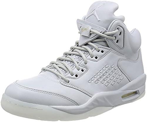 Air Jordan 5 Retro Prem & 039;Pure Platinum& 039; - 881432-003 - Größe 11 -
