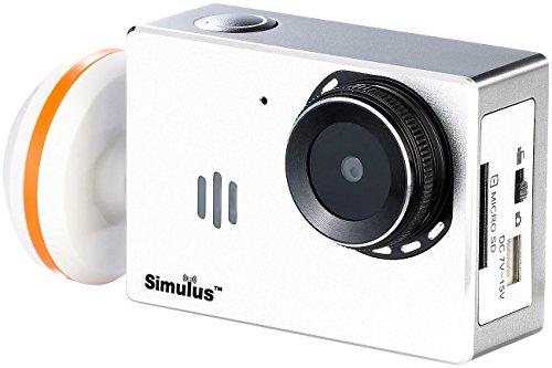 Simulus Zubehör zu Drohne RC-Modell: HD-Action-Cam DV-720.FPV für QR-X350.PRO (GPS-Drohne mit Live-Videokamera)