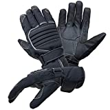 PROANTI Motorradhandschuhe Regen Winter Motorrad Handschuhe - Größe XL