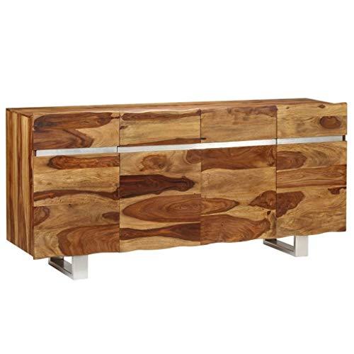Namotu vidaXL Sideboard Sheesham-Holz Massiv 170x40x80 cm