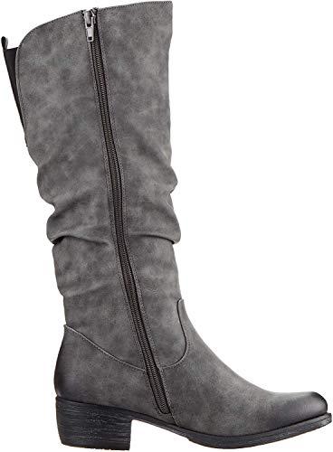 Rieker 93157 hoge laarzen voor dames