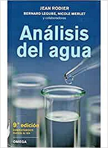 Análisis del agua (ANALISIS DE AGUAS)