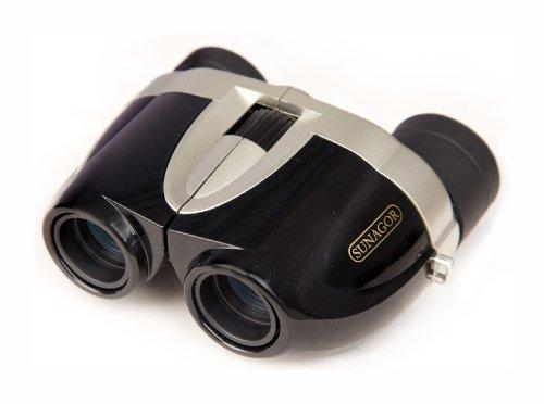 Sunagor Micro Zoom Binoculars 9-45x21,Black/Silver