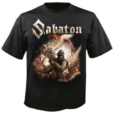 SABATON, The last stand - T-Shirt M