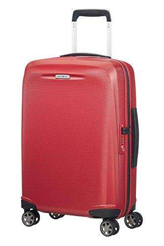SAMSONITE Starfire - Spinner 55/20 Bagaglio a mano, 55 cm, 31 liters, Rosso (Crimson Red)