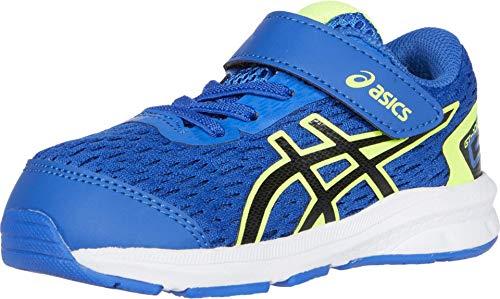 ASICS Kid's GT-1000 9 TS Running Shoes, K9M, Directoire Blue/Black