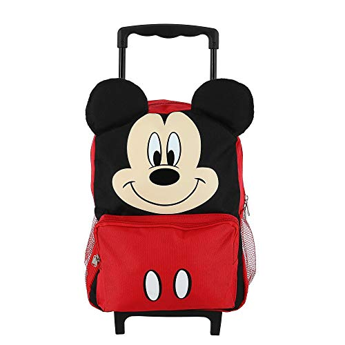 "Mickey Mouse 14"" Softside Rolling Backpack"