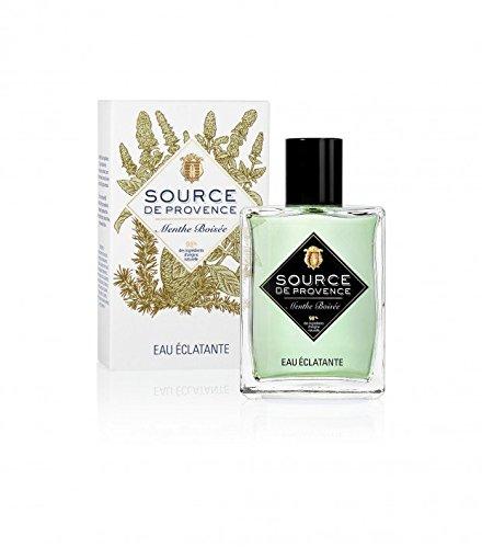 Source de Provence - Eau Eclatante - Menthe Boisée 100 ml / 3.38 fl.oz
