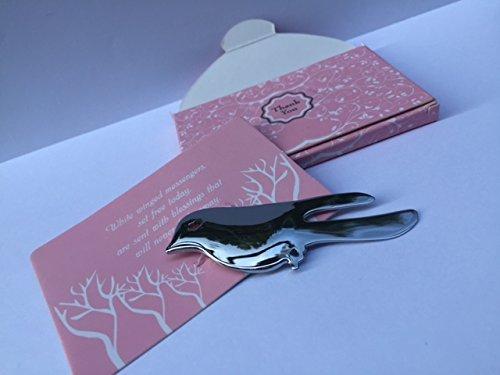 ohthedeals! Love Birds Letter Opener Wedding Favor Pack of 12