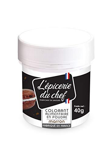 Barwnik spożywczy proszek 40 g - brązowy