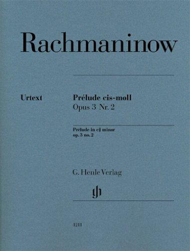 Prélude cis-moll Opus. 3 Nr. 2