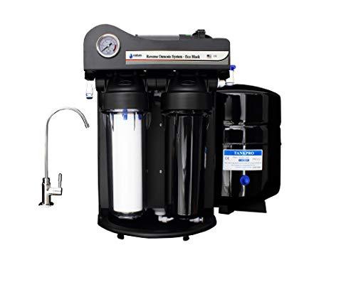 Nature Waterprofessionals Equipo Osmosis Inversa 5 Etapas Eco Gold con Bomba