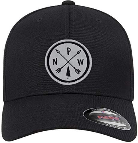 Pacific Regular discount Northwest PNW Arrows shopping Flexfit Hat Woven with P
