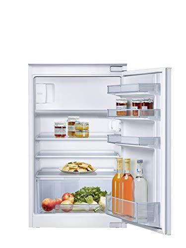NEFF KI1524XSF0 - Frigorifero da incasso con congelatore, N30, 87,4 x 55,8 cm (A x L), 112 l, congelatore da 17 l, FreshSafe