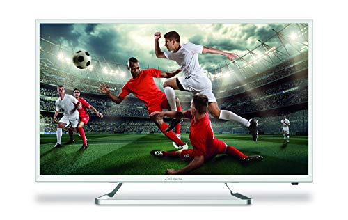 STRONG SRT 32HZ4013NW 80cm (32 Zoll) HD LED Fernseher (HDTV, Triple Tuner, HDMI, USB, Hotelmodus) weiß