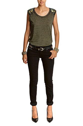 Levi's Revel Low Demi Curve Skinny - Jeans da donna Nero 31W x 34L