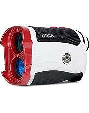 AOFAR GX-2S Golf Afstandsmeter Verbeterde versie 600 Meter, AI Tracker Technology Rangefinder, Slope Switch, Flag-Lock met vibratie, Waterdicht, Golf Range Finder