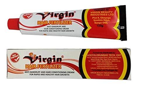 Virgin Hair Fertilizer 125g