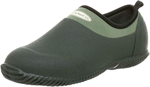 The Original MuckBoots Daily Garden Shoe,Garden Green,4 D(M) US/5 B(M) US