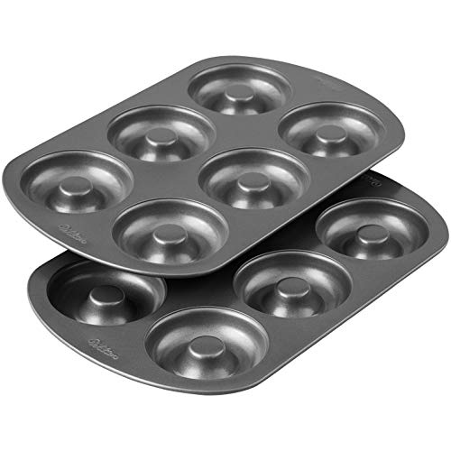 Wilton 6-Cavity Donut Baking Pans