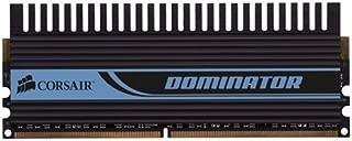 Corsair TWIN2X4096-8500C5D Dominator 4GB 2 X 2GB PC2-8500 1066MHz 240-Pin DDR2 CL5 Dual Channel Desktop Memory
