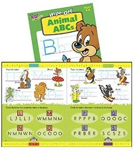 Wipe Off ABCs by Wipe Off Books
