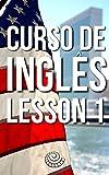 Curso de Inglês Lesson 1