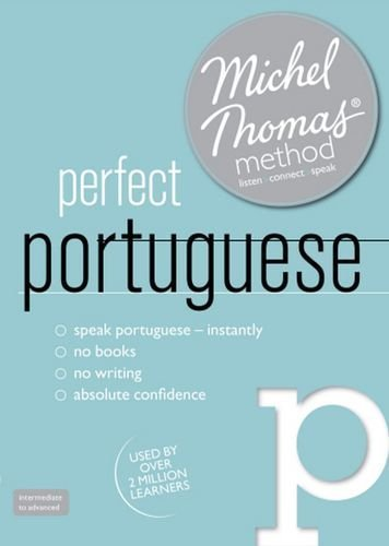 Perfect Portuguese with the Michel Thomas Method by Virginia Catmur (2012-09-23)