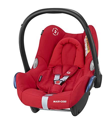 Maxi-Cosi Cabriofix Nomad - Asiento de coche para bebé, color rojo