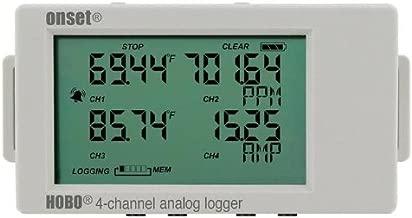 HOBO by Onset UX120-006M Analog Data Logger