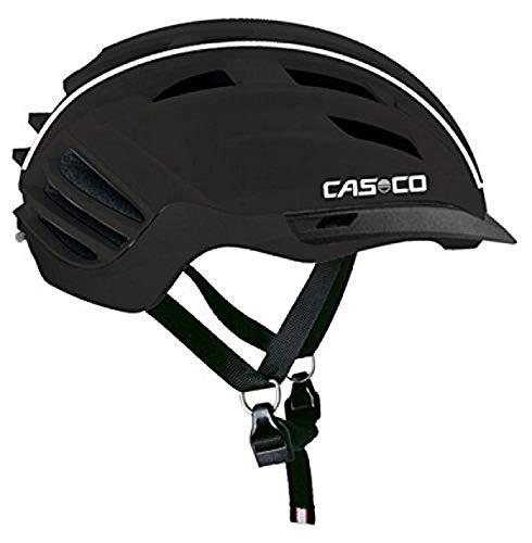 Casco Erwachsene Fahrradhelm Speedster, Schwarz, L