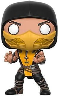 Funko POP Juegos: Mortal kombat-scorpion Collectible Figura De Vinilo