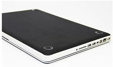 product image for Slickwraps Carbon Series Protective Film for Macbook 13 PRO SD - Black Carbon Fiber