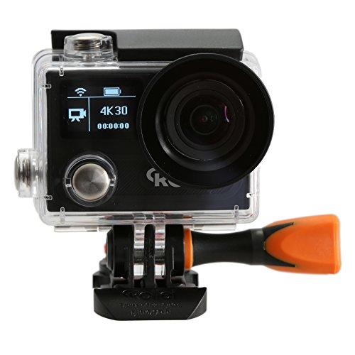 Rollei Actioncam 430 – Leistungsstarker WiFi Camcorder mit 4K, 2K, Full HD – Schwarz - 9