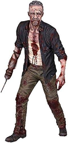 Entrega gratuita y rápida disponible. Figura Figura Figura Estatua Walking Dead Merle 32 cm  soporte minorista mayorista